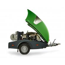 JMB-M/M+ high pressure trailers