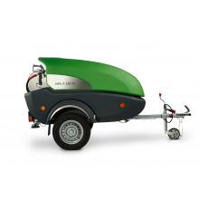 JMB-S/S+ high pressure trailers