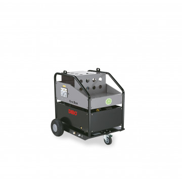 FIRE BOX hot water high pressure cleaners