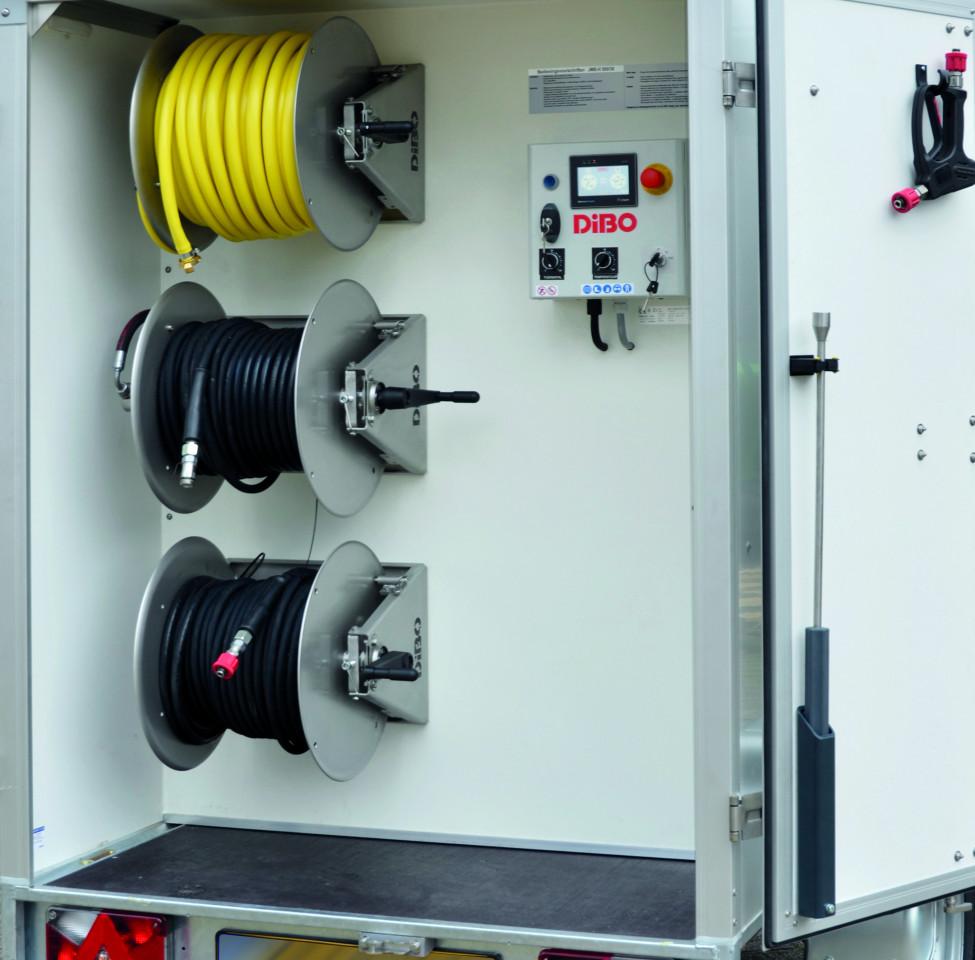 JMB-C+ S High pressure trailers   DiBO