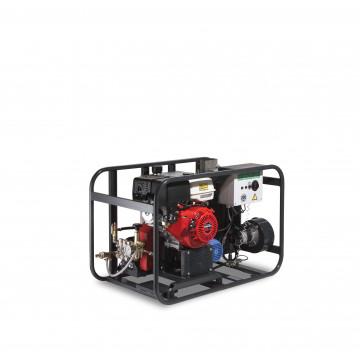 JMB-E hot water high pressure cleaners
