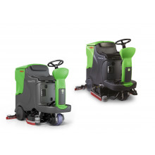 CT110 floor scrubbers
