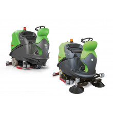 CT160 floor scrubbers