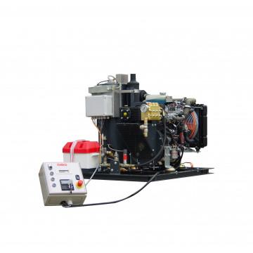 JMB-C+ I high pressure trailers