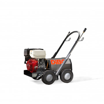 PTL-M cold water high pressure cleaners