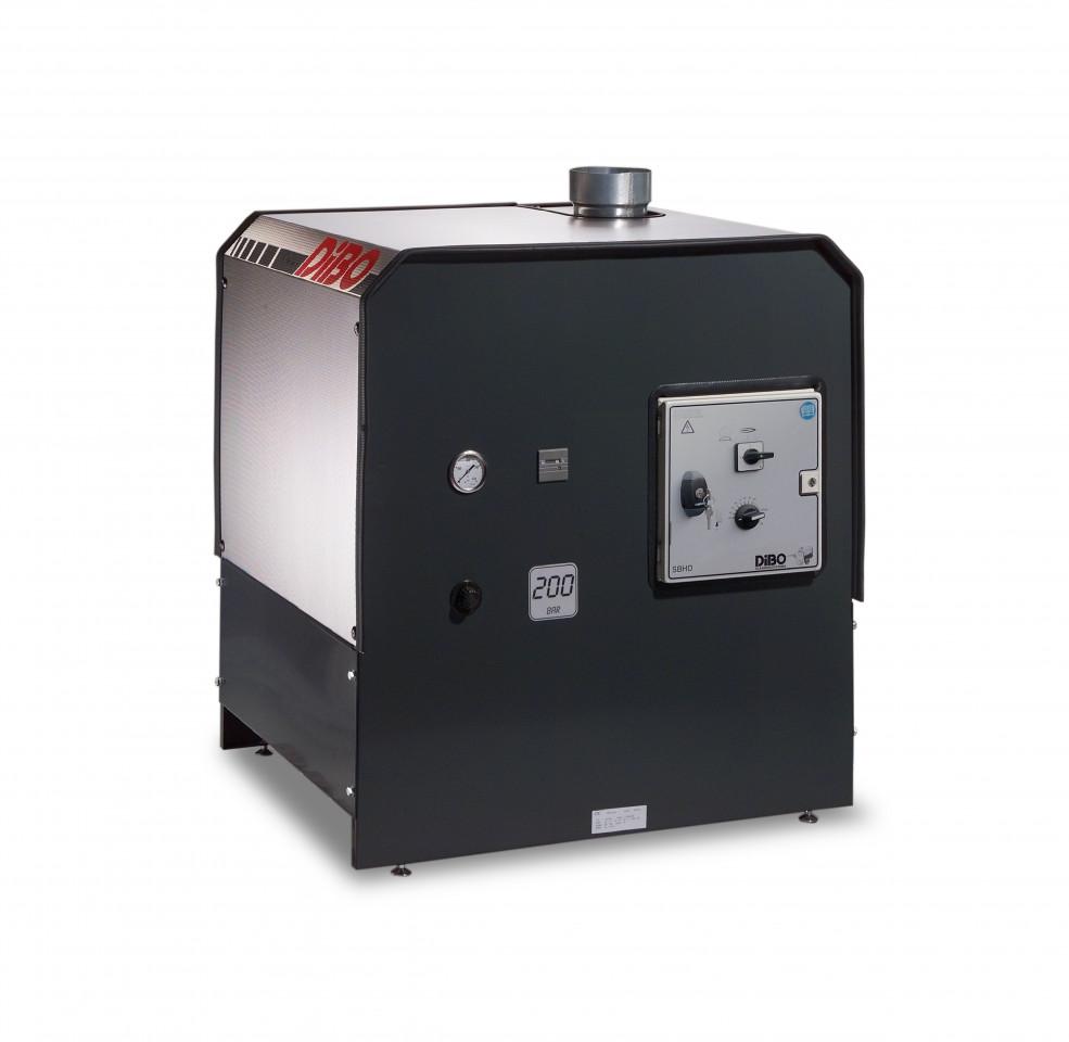 Heißwasser-Hochdruckreiniger | DiBO